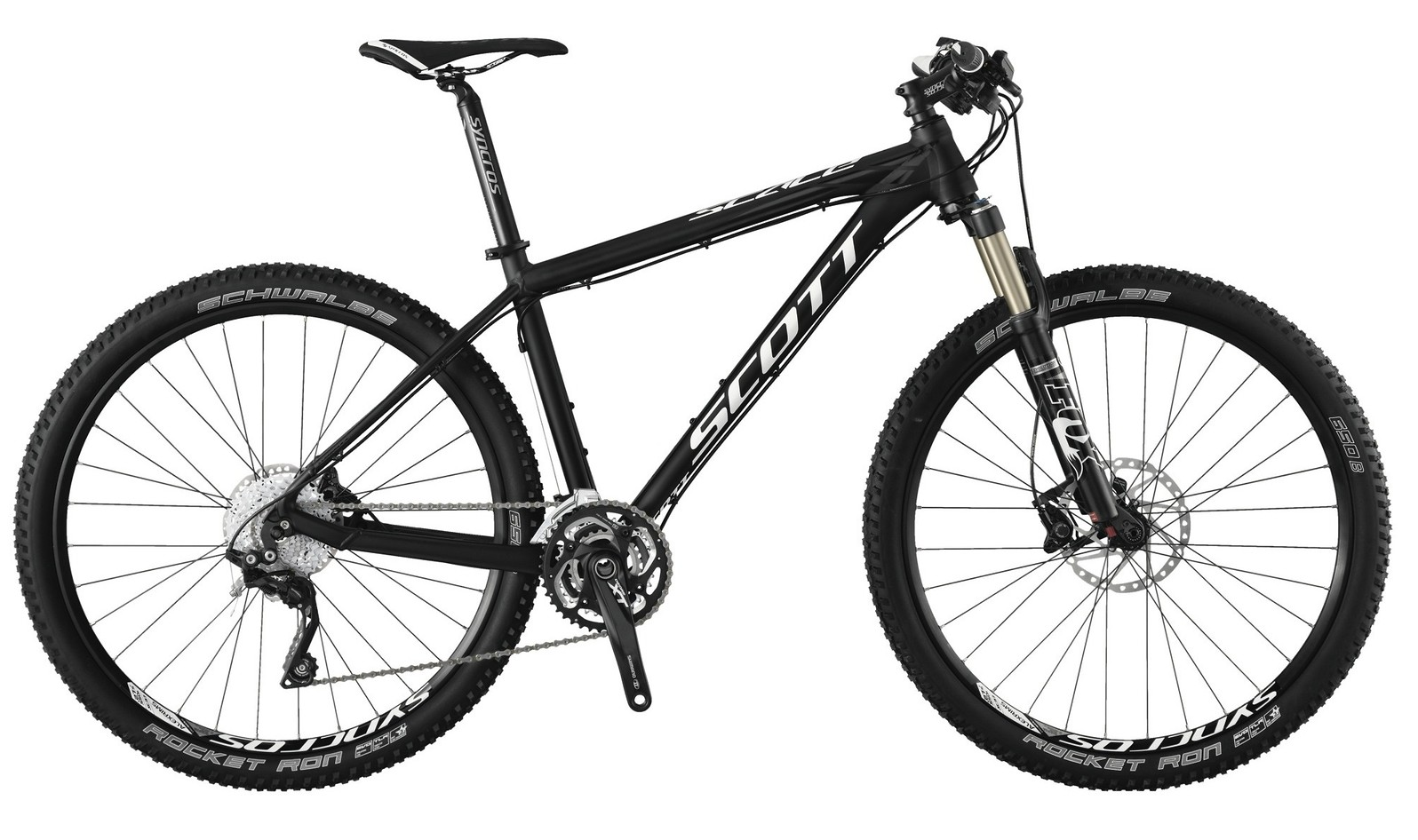 2013 Scott Scale 740 Bike bike - Scott Scale 740