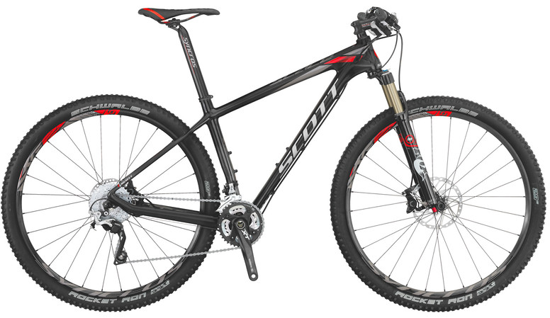 2013 Scott Scale 910 Bike bike - Scott Scale 910