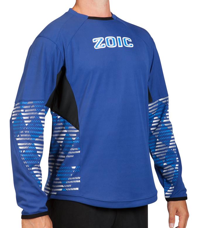 Zoic Guru Riding Jersey Zoic Guru Jersey - Blue