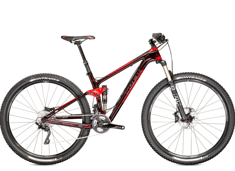2014 Trek Fuel EX 9.8 29 Bike 2014 Trek Fuel EX 9.8 29