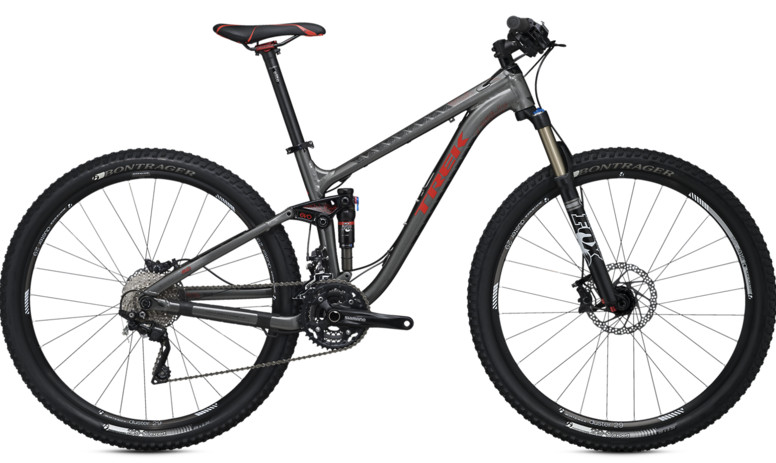 2014 Trek Fuel EX 8 29 Bike bike - 2014 Trek Fuel EX 8 29