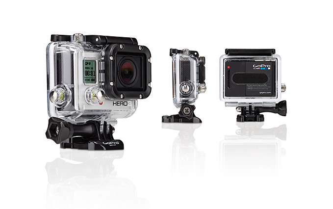 GoPro HERO3 White Edition Camera GoPro HERO3 White Edition Camera