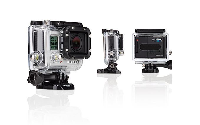 GoPro HERO3 Black Edition Camera GoPro HERO3 Black Edition Camera