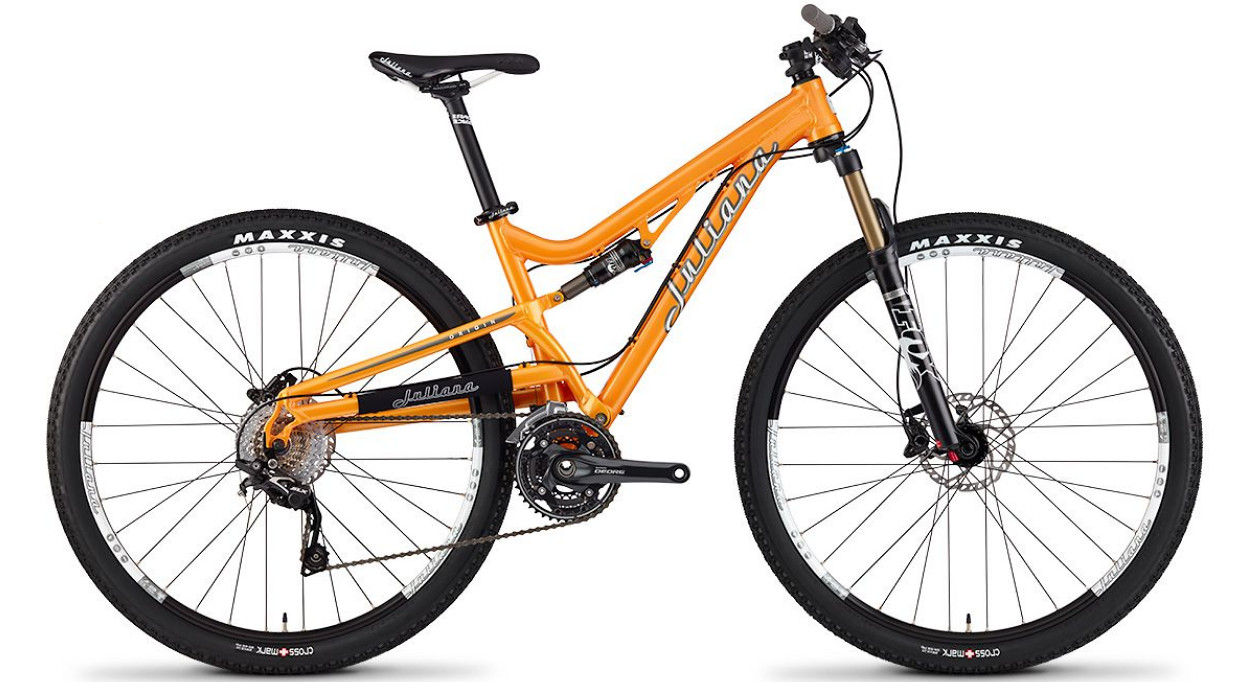 2014 Juliana Origin Primeiro Bike origin-primeiro