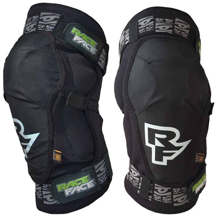 Race Face Ambush Knee Pad Ambush Product Shot