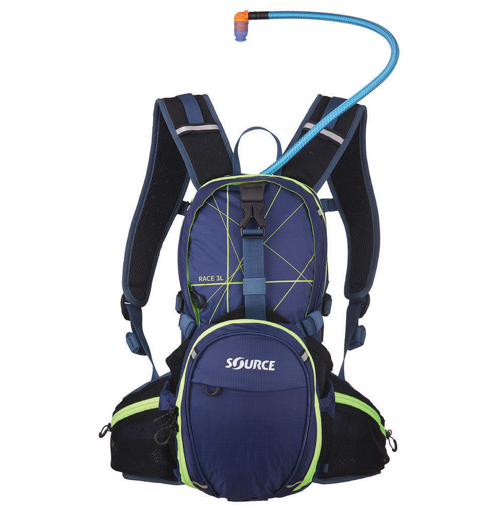 Source Race 15L Hydration Pack Race 15L Blue/Green
