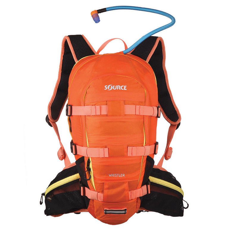 Source Whistler 20L Hydration Pack Source Whistler 20L Orange