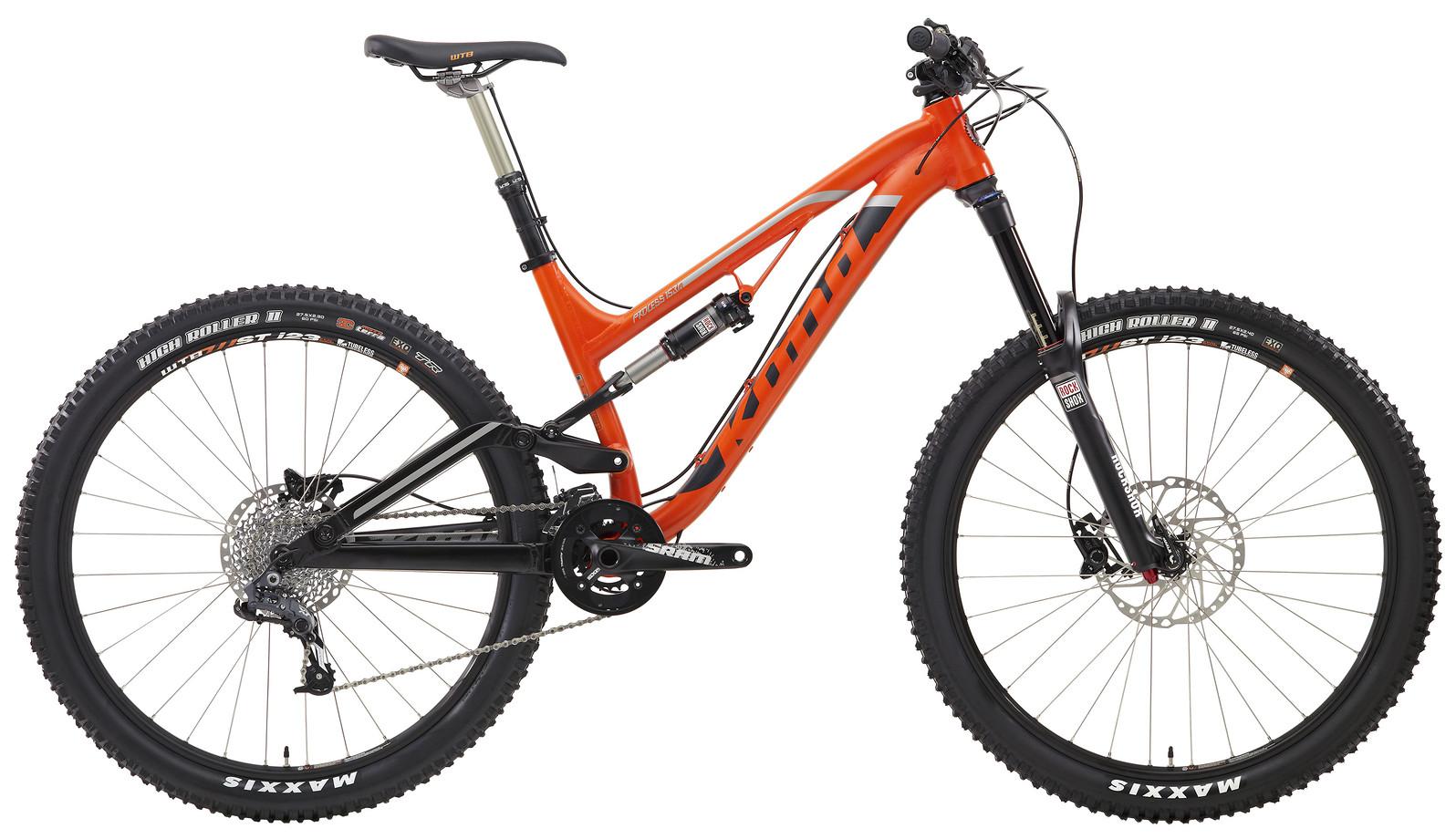 2014 Kona Process 153  Bike Process 153