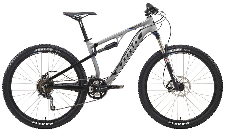 2014 Kona Precept  Bike Precept
