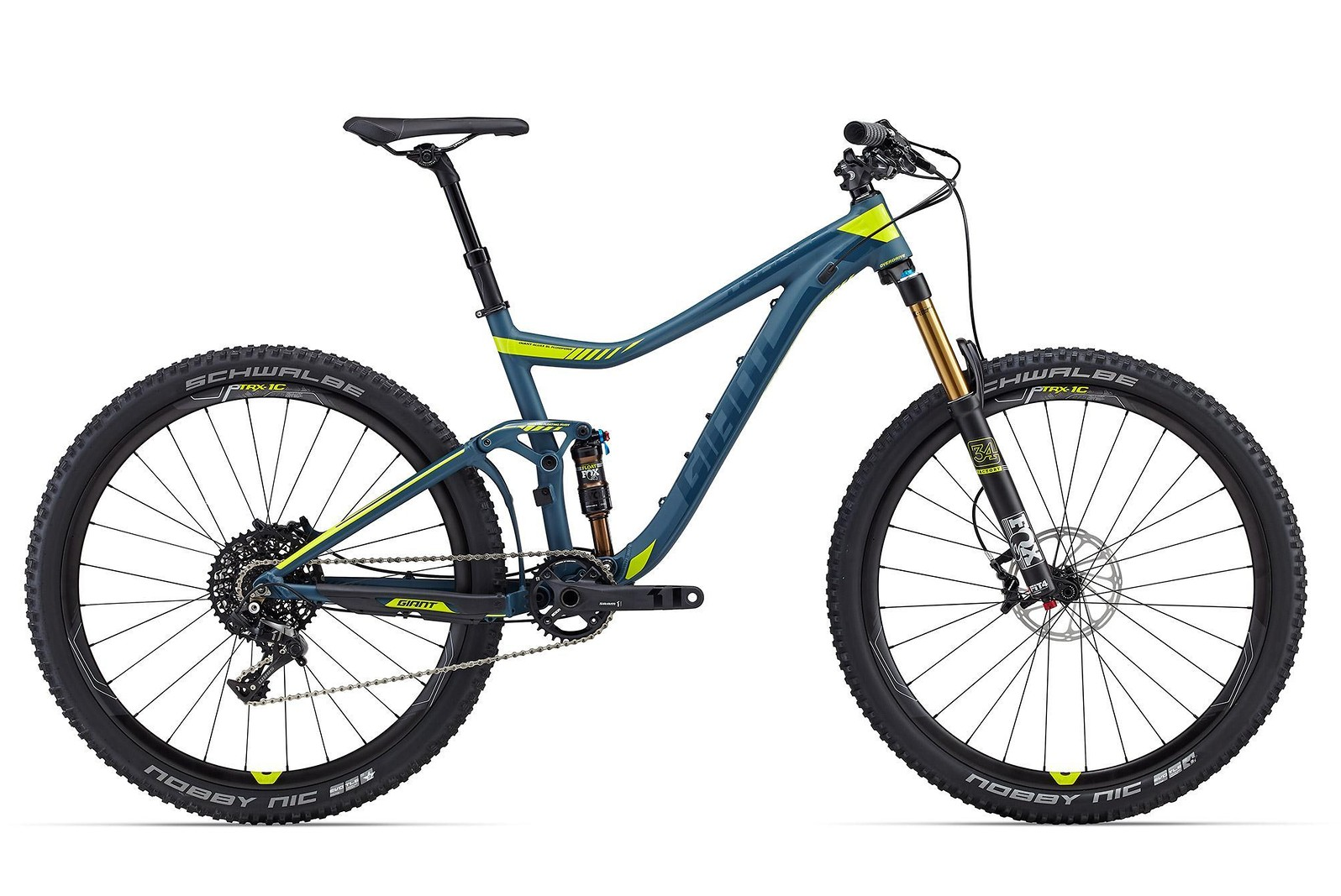 2016 Giant Trance 27.5 1 Bike Trance-275-1-Grayish-Green