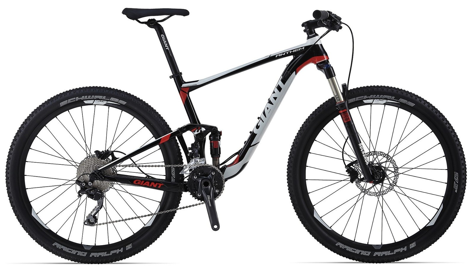 Continental Bike Tires >> 2014 Giant Anthem 27.5 3 Bike - Reviews, Comparisons ...