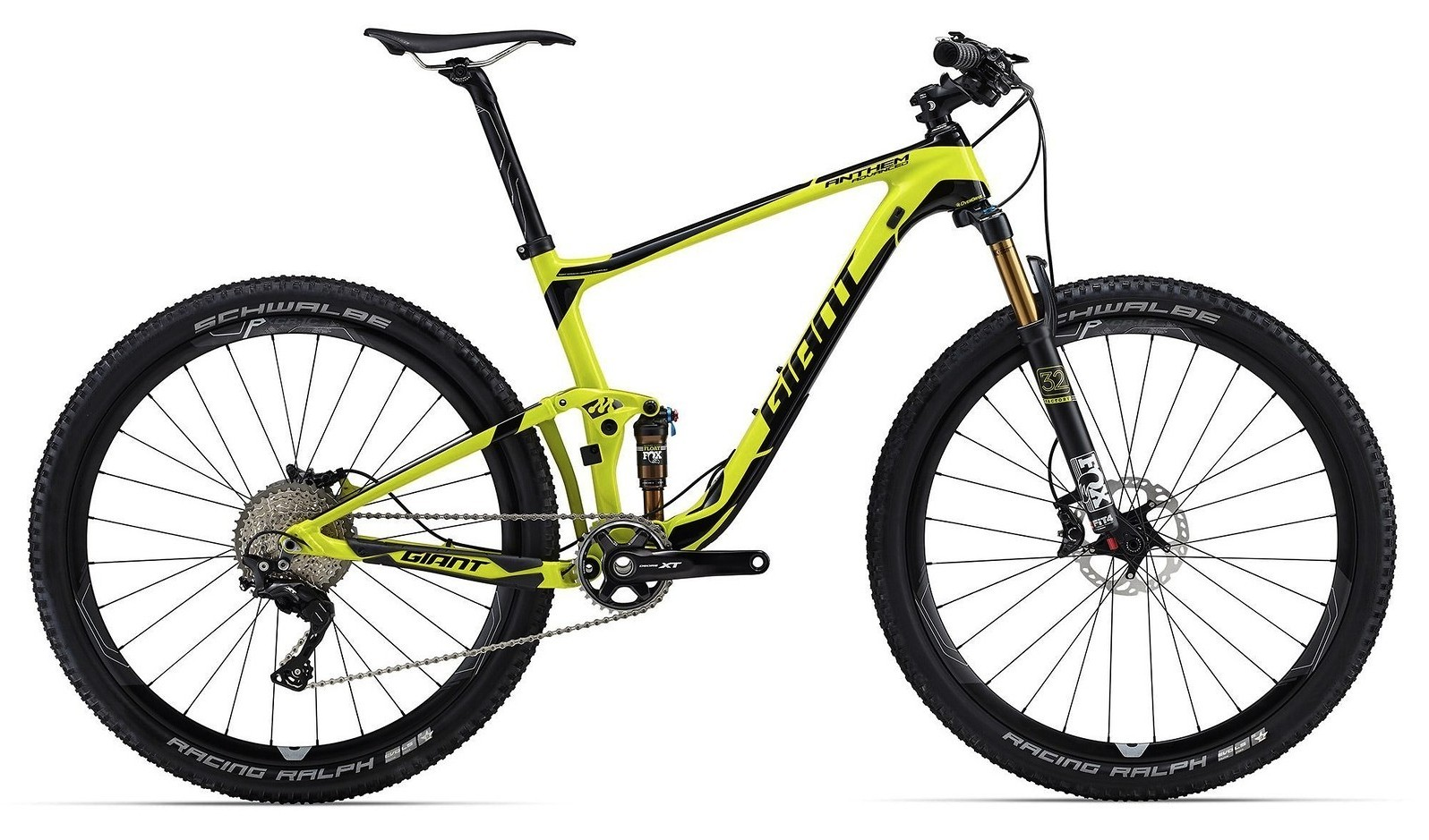 2016 Giant Anthem Advanced 27.5 1 Bike s1600_Anthem_Advanced_275_1_Yellow_Black