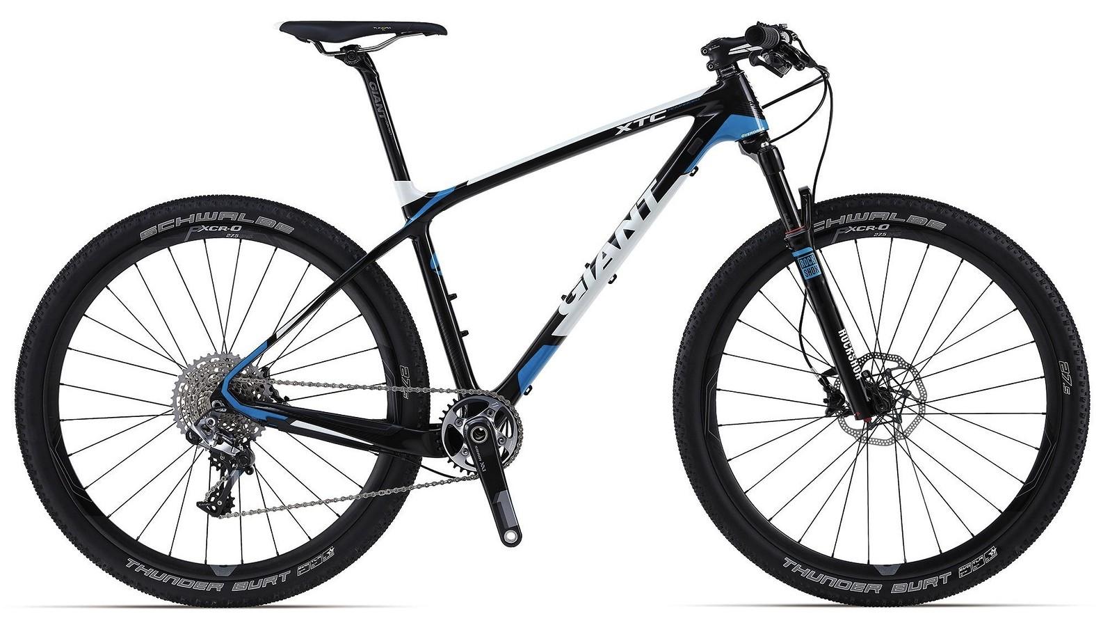 2014 Giant XTC Advanced 27.5 0 Team Bike XtC_Advanced_27.5_0_Team