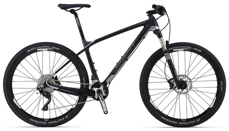2014 Giant XTC Advanced 27.5 3 Bike XtC_Advanced_27.5_3_black