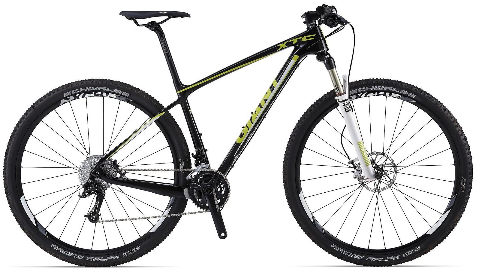 Bicicletta Cross Country - XTC Advanced SL 27.5 1- GIANT ...