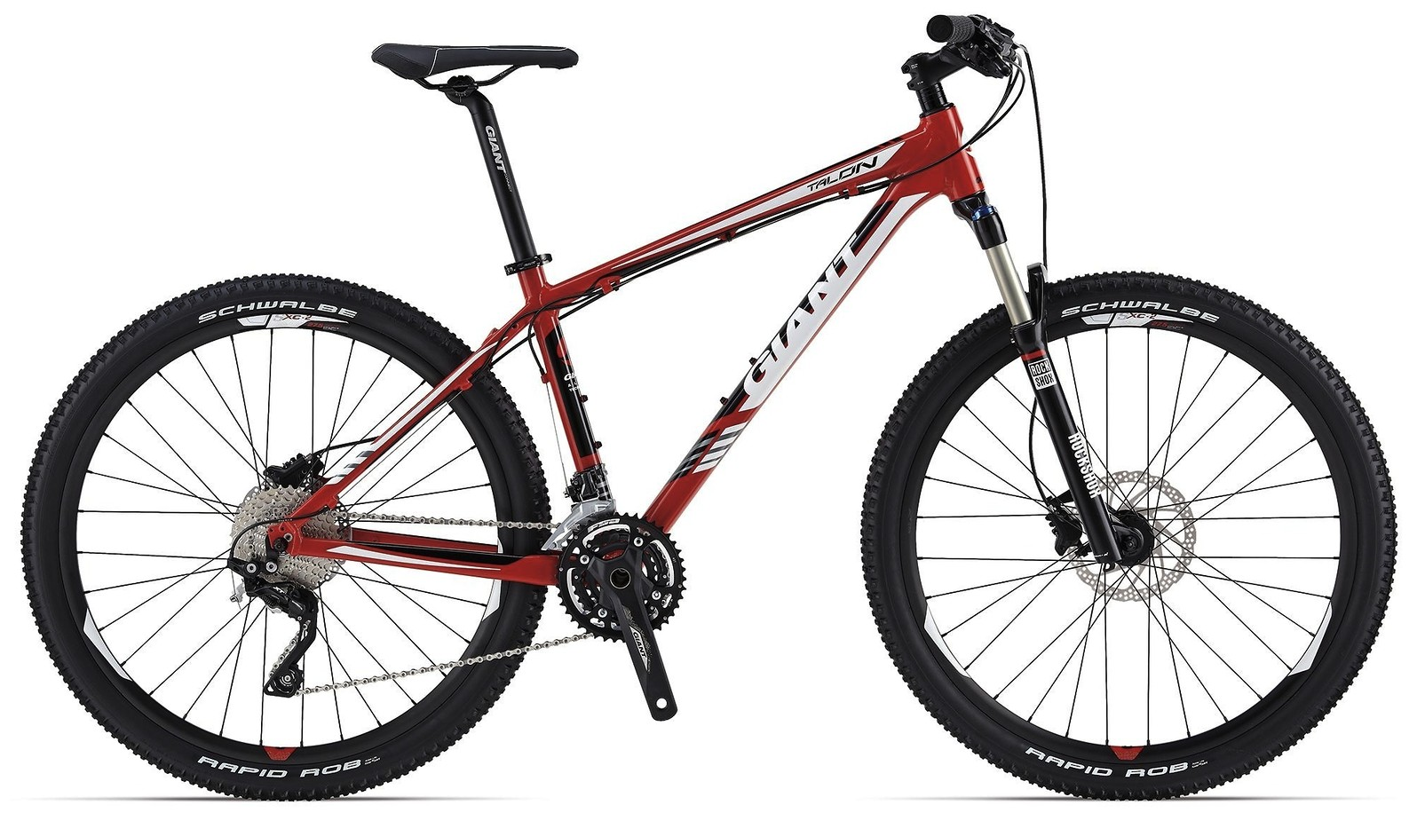 2014 Giant Talon 27.5 1 Bike Talon_27.5_1_red