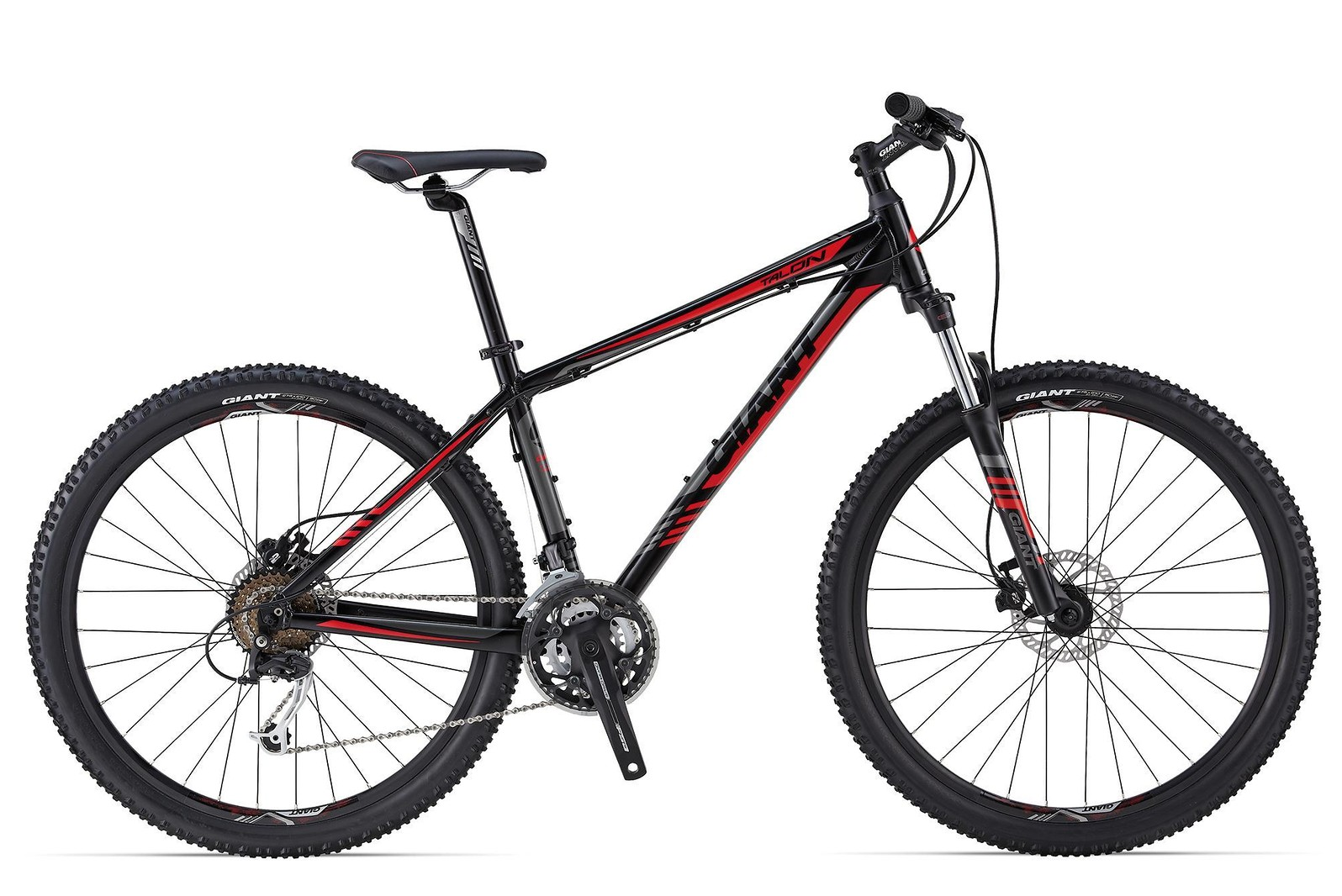 2014 Giant Talon 27.5 4 Bike Talon_27.5_4_black