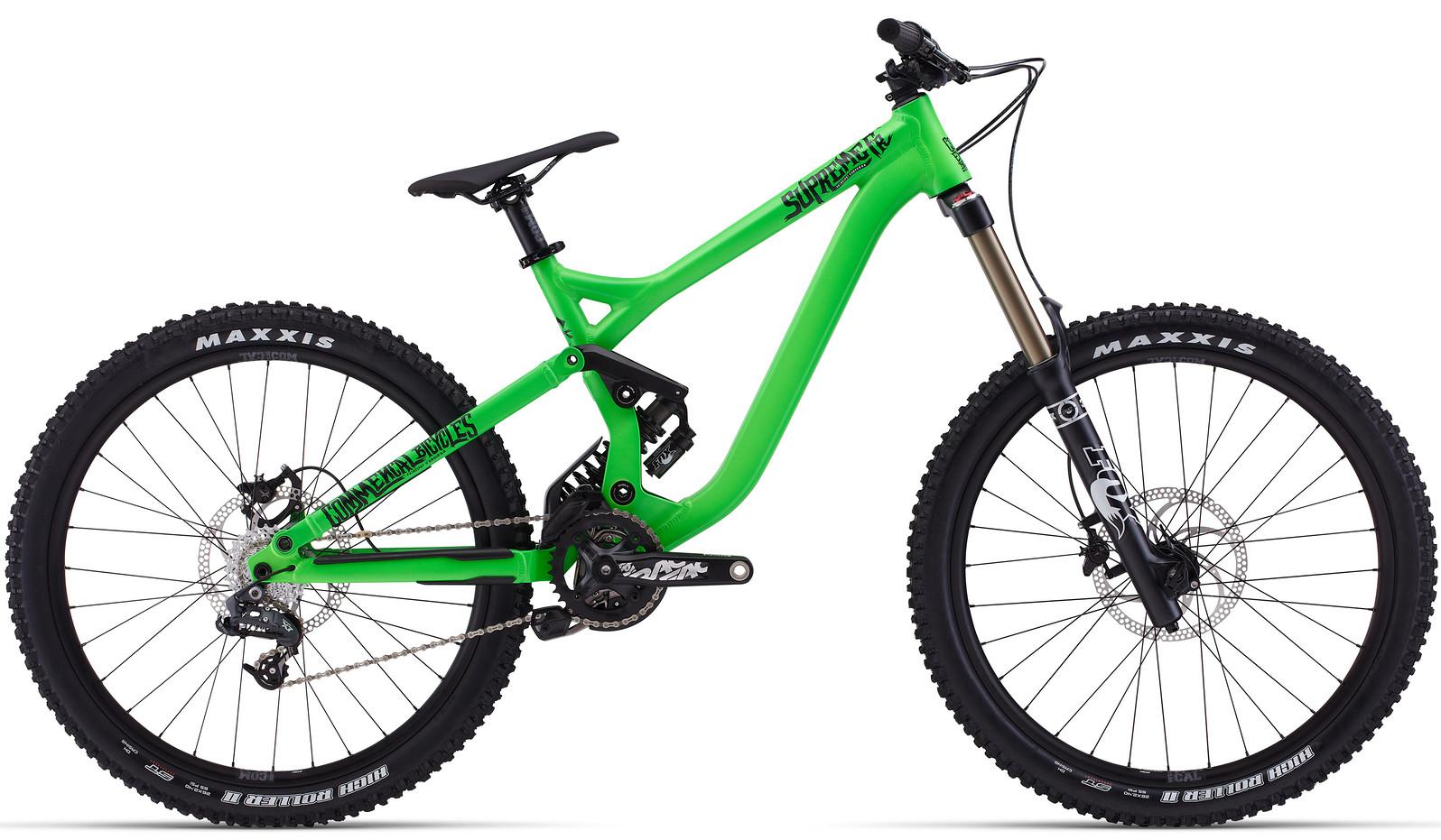 2014 Commencal Supreme FR 2 Bike 14SUPREMEFR2