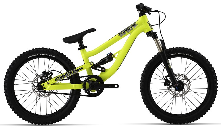 2014 Commencal Supreme 20 Bike 14SUPREME20