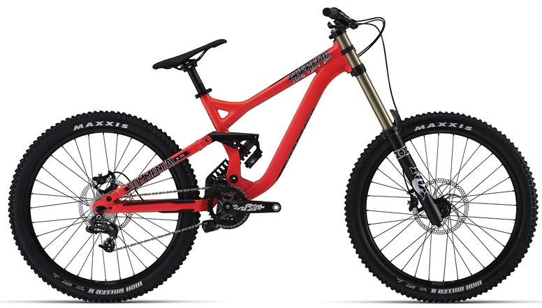 2014 Commencal Supreme DH Bike 14SUPREMEDH