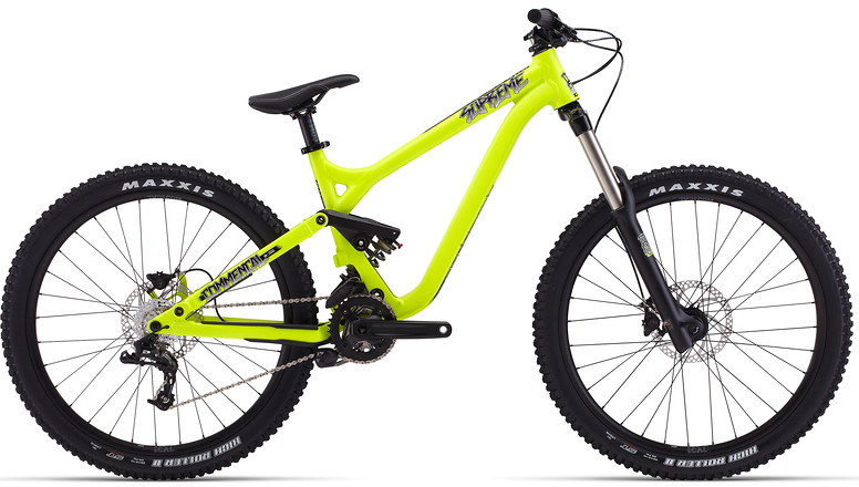 2014 Commencal Supreme JR Bike 14SUPREMEJR