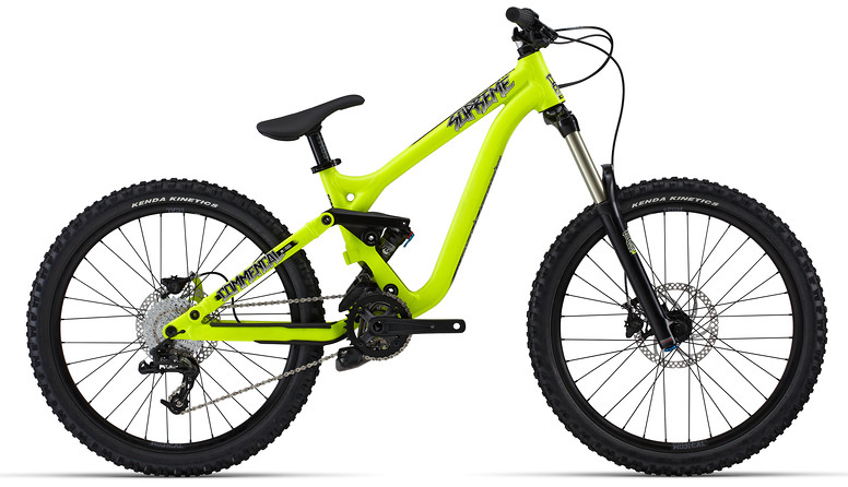 2014 Commencal Supreme 24 Bike 14SUPREME24