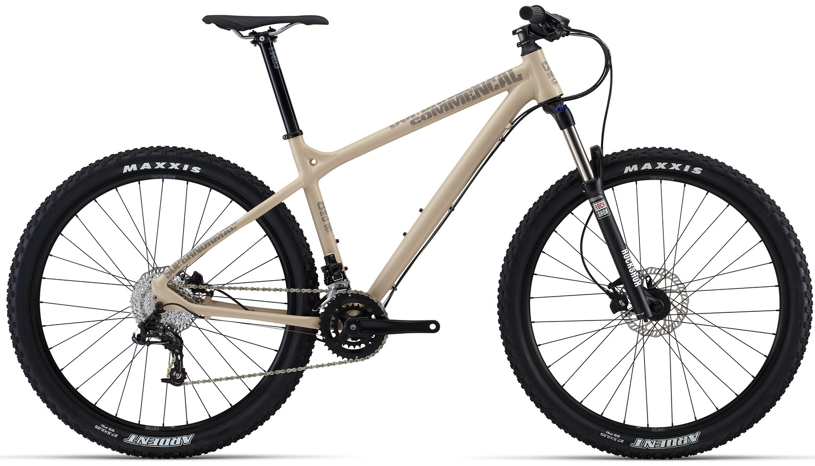 2014 Commencal Supernormal 2 Bike 14SUPERNOR2