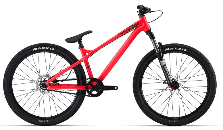 2014 Commencal Absolut Al Bike 14ABSOLUTAL