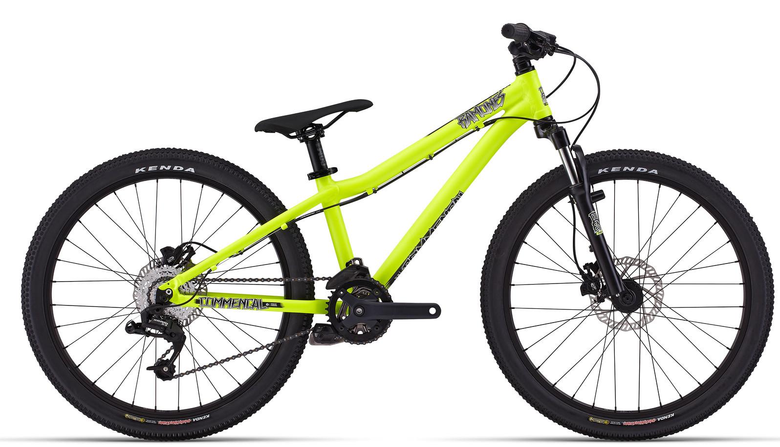 2014 Commencal Ramones 24 Bike 14RAMONES24