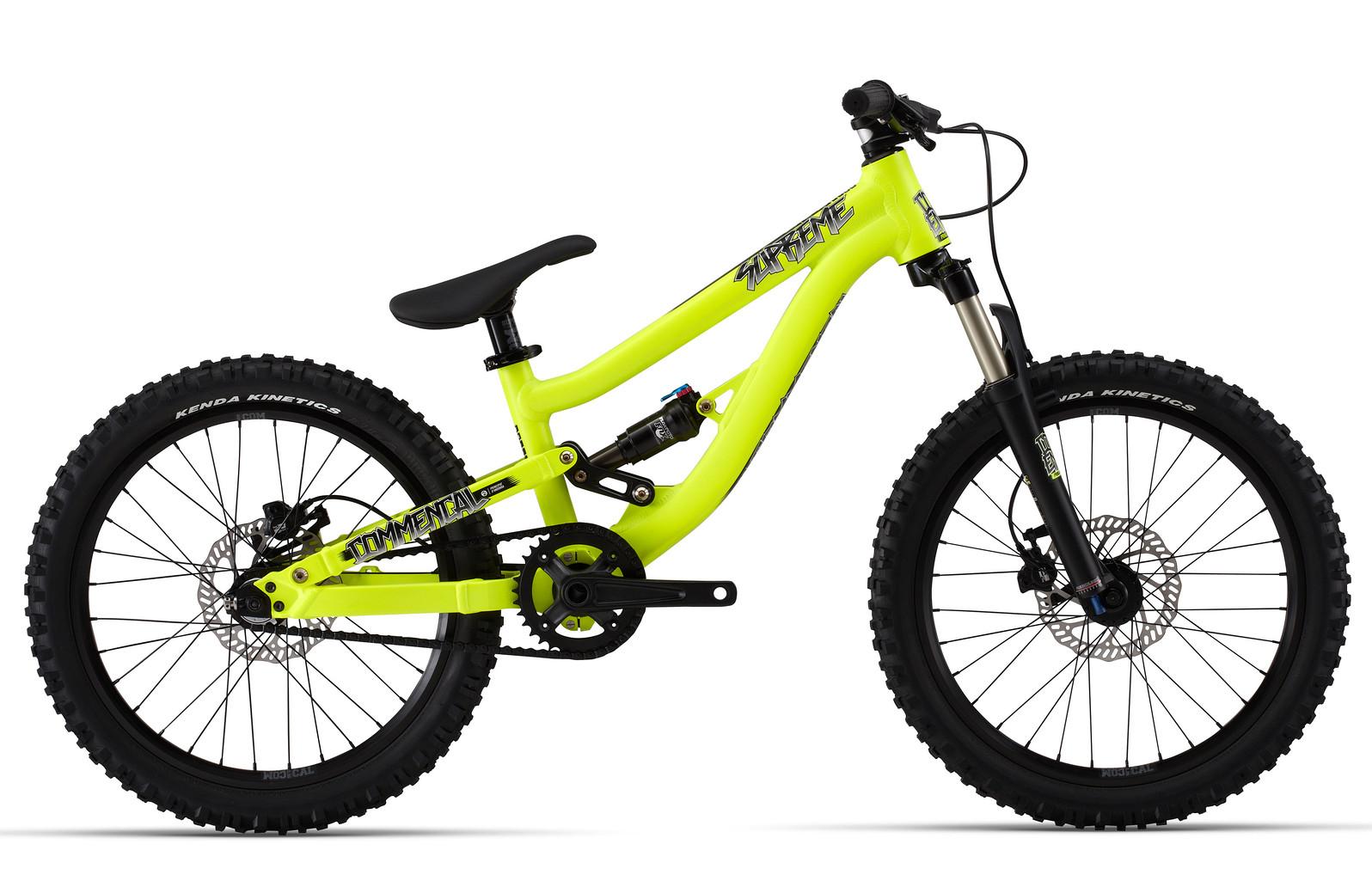 2014 Commencal Supreme 20 Bike 14SUPREME20