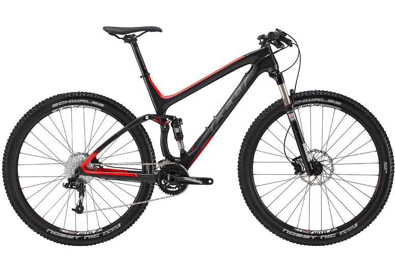2014 Felt Edict Nine 3 Bike EDICT_NINE_3_1