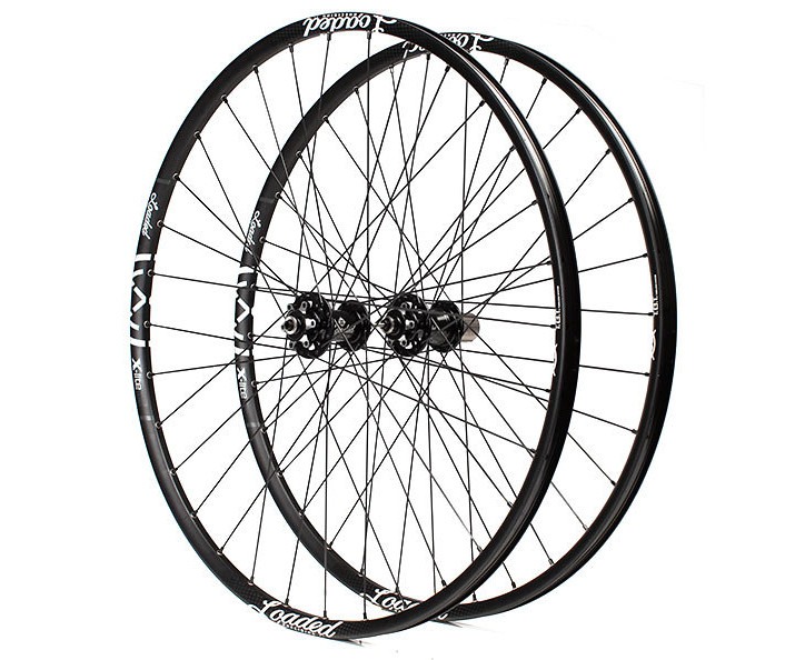 Loaded Precision X-Lite Wheelset Loaded Precision X-Lite Wheelset