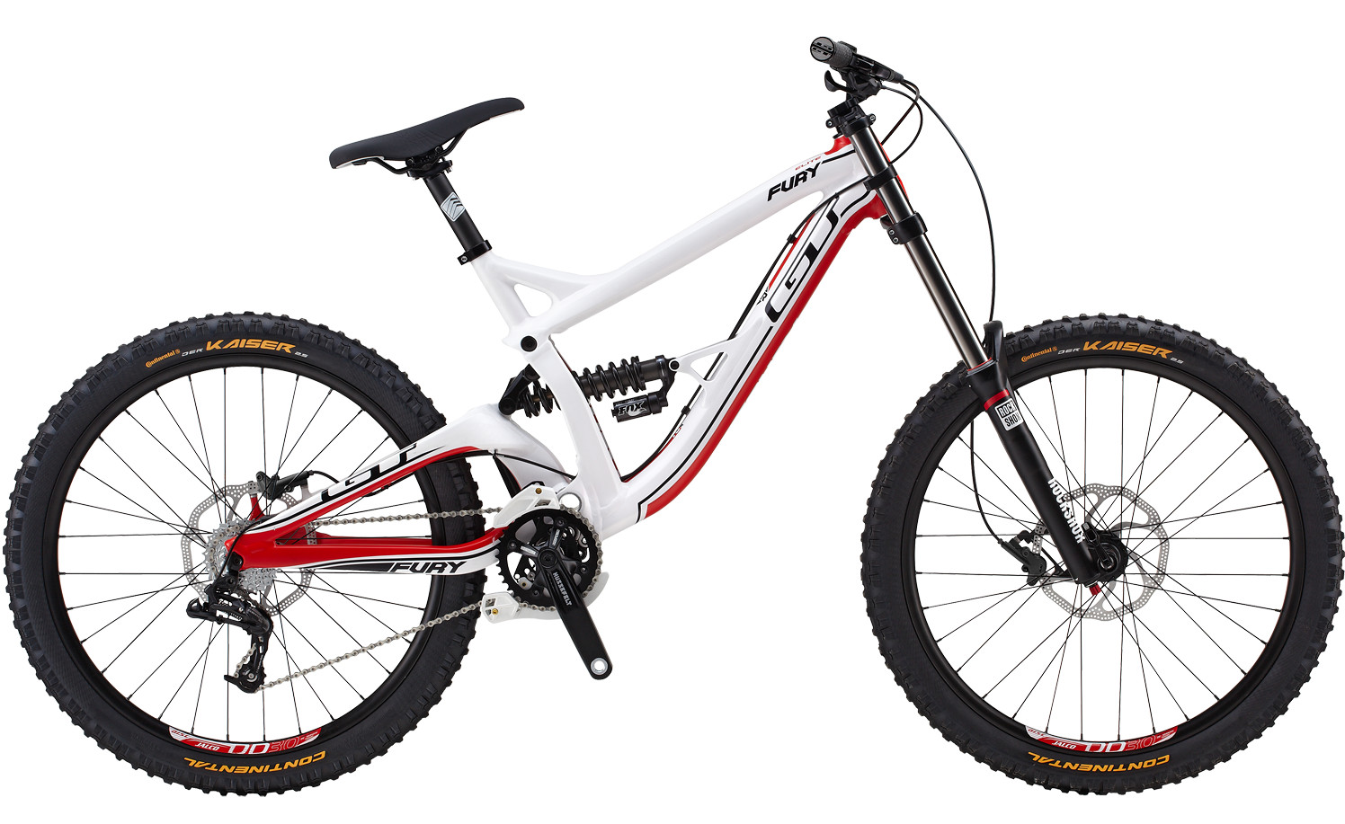 2014 GT Fury Elite Bike Fury Elite