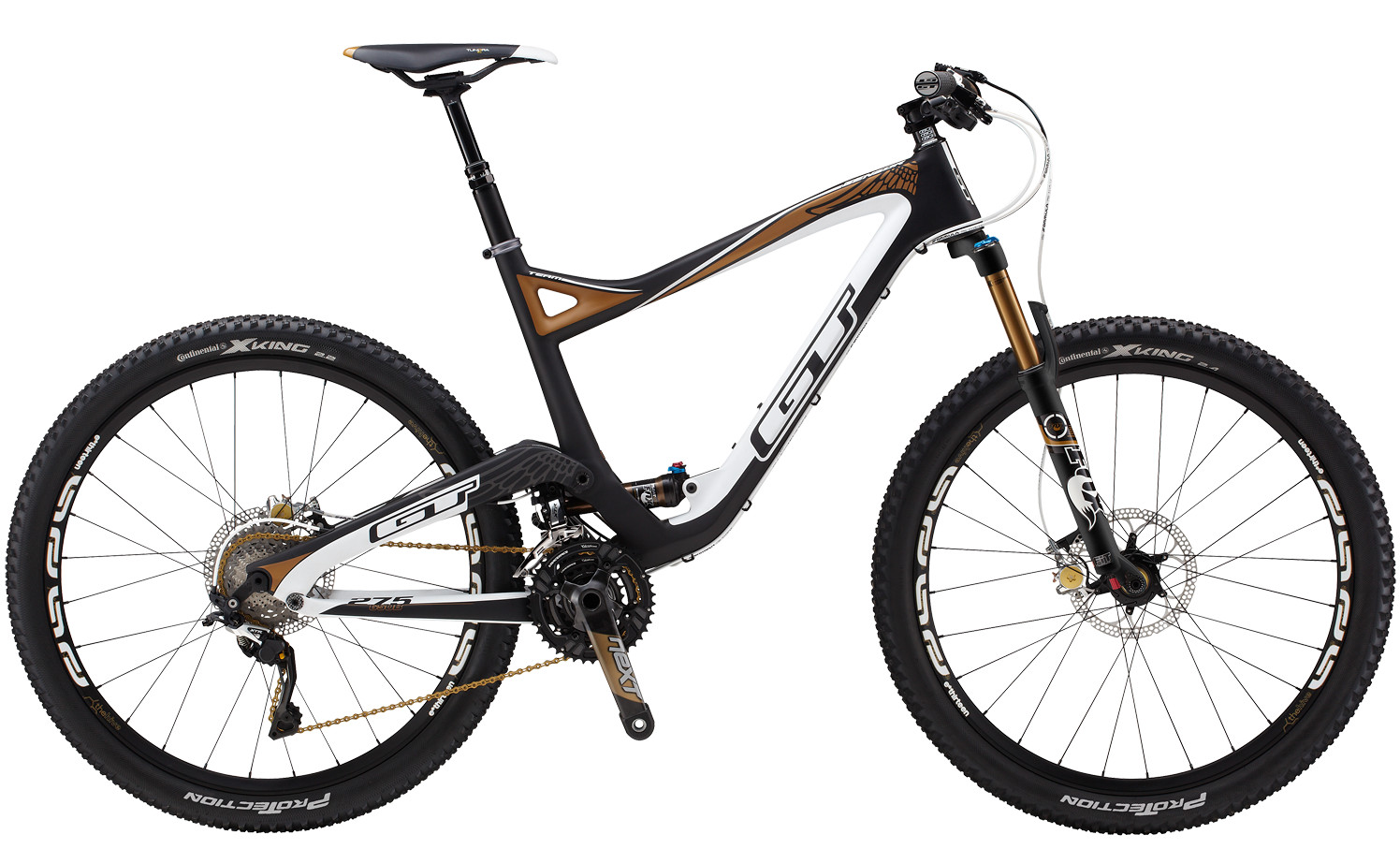 2014 GT Sensor Carbon Team Bike Sensor Carbon Team