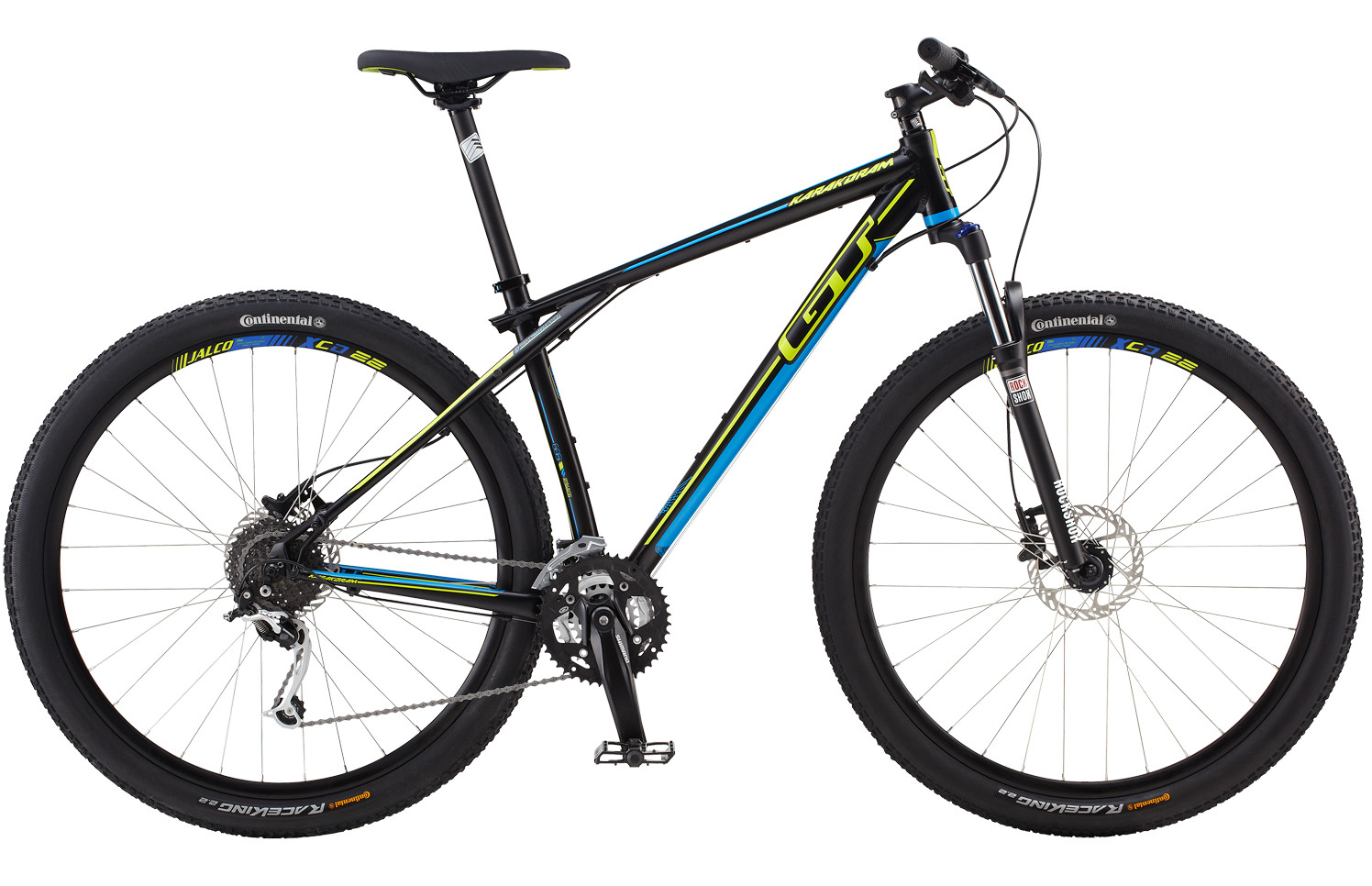 2014 GT Karakoram Elite Bike G14_29M_KARA_ELITE_BLK_4