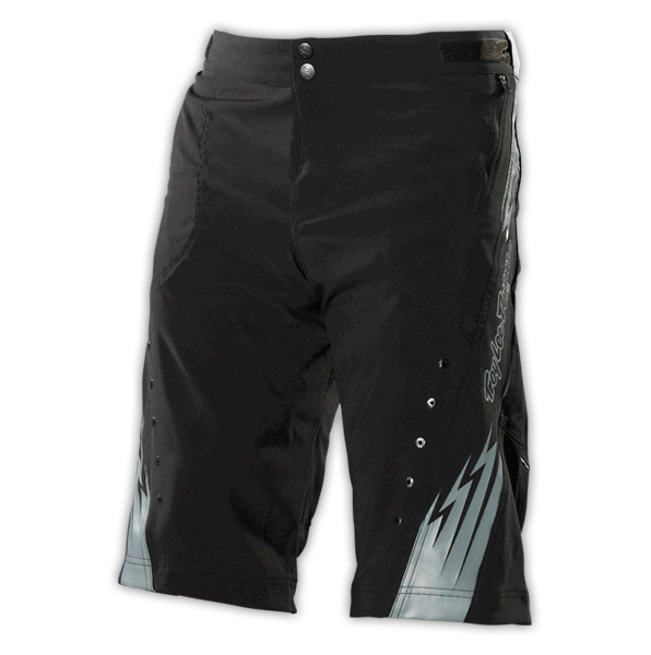 Troy Lee Designs Ruckus Riding Short Ruckus Short Black