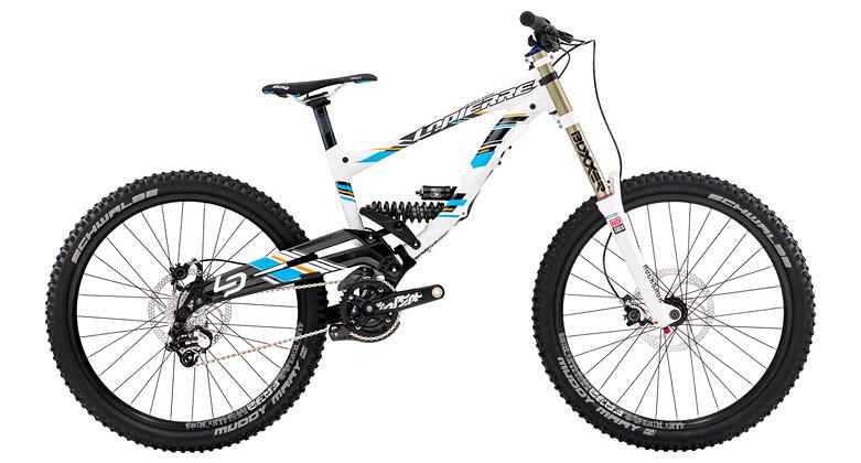 2014 Lapierre DH 722 Bike 3466-DH722