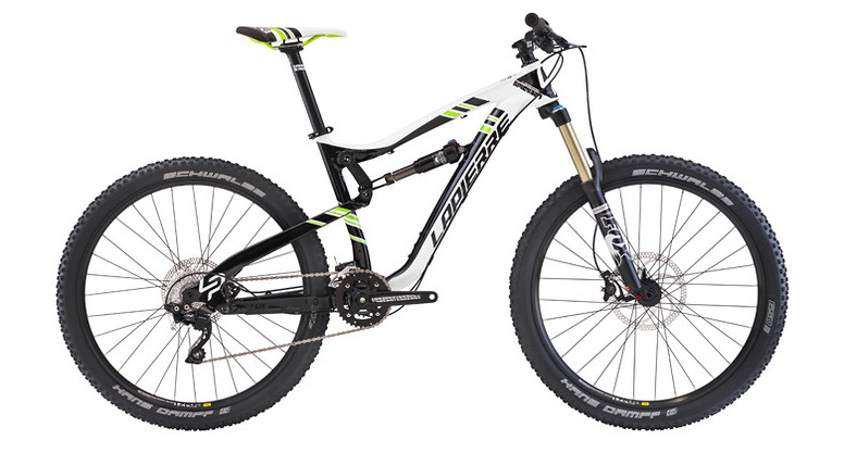 2014 Lapierre Spicy 327 Bike Spicy 327
