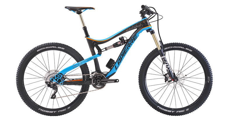 2014 Lapierre Zesty AM 527  Zesty AM 527
