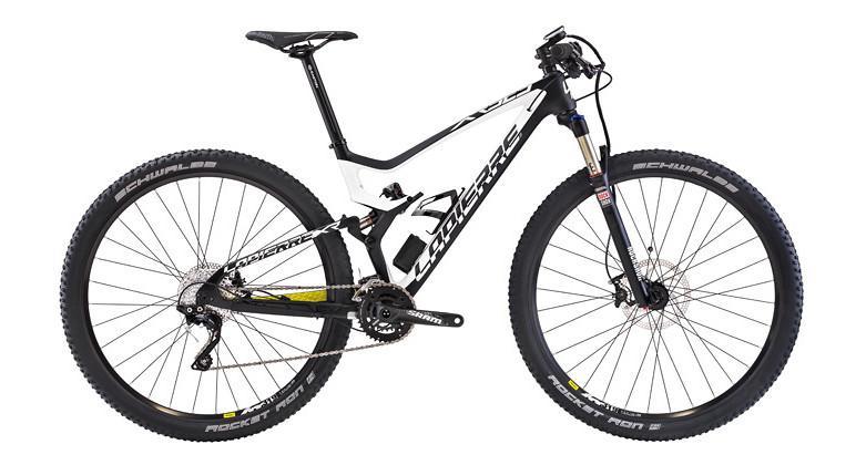 2014 Lapierre XR 529 Bike XR-529-Ei