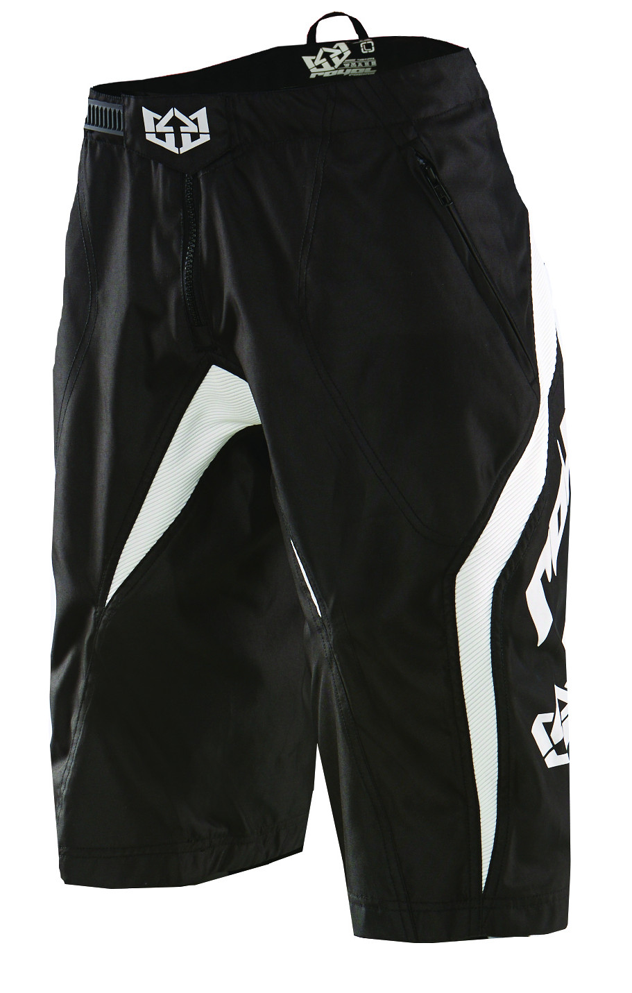 Royal 2015 Youth SP-247 Shorts  sp 247 short black white f