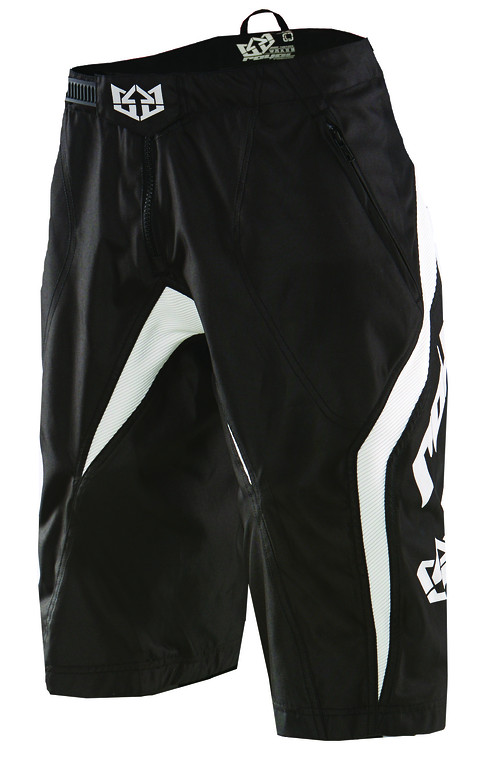 Royal 2014 Youth SP-247 Shorts  sp 247 short black white f