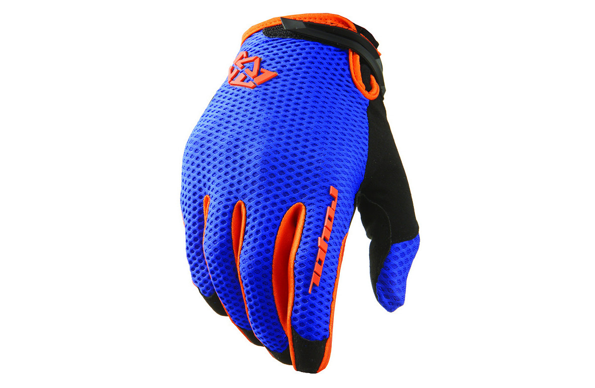 Royal 2014 Quantum Glove  quantum blue orange