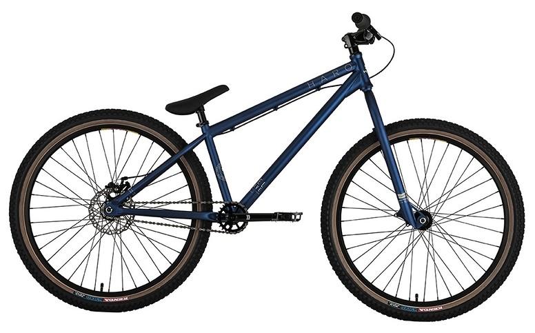 2014 Haro Steel Reserve 1.1 Bike Haro Steel Reserve 1.1 - Matte Blue