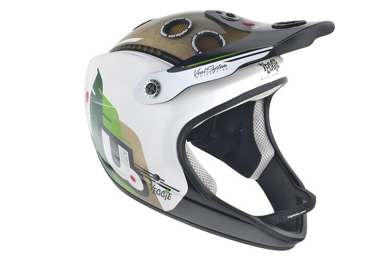 Urge 2014 Veggie Archi-Enduro Helmet Archi Veggie 3qtr Vital