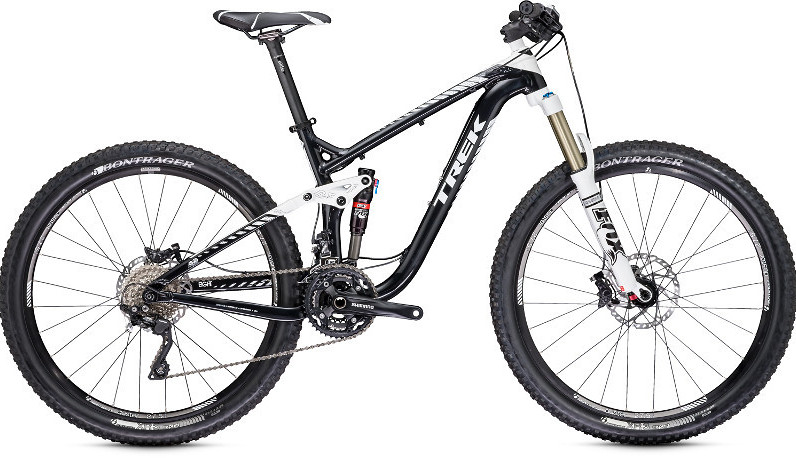 2014 Trek Remedy 8 27.5/650b - Reviews, Comparisons, Specs ...