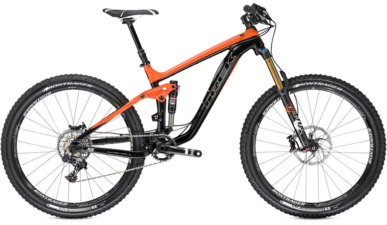 2014 Trek Slash 9 27.5  Trek Slash 9