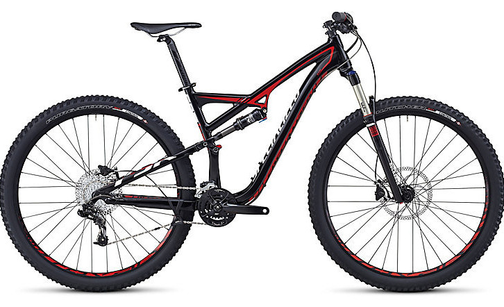2014 Specialized Camber EVO 29  2014 Specialized Camber EVO 29 - black
