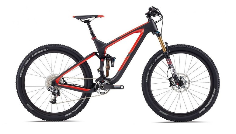 2014 Marin Mount Vision Carbon XM Pro  2014 Marin Mount Vision Carbon XM Pro