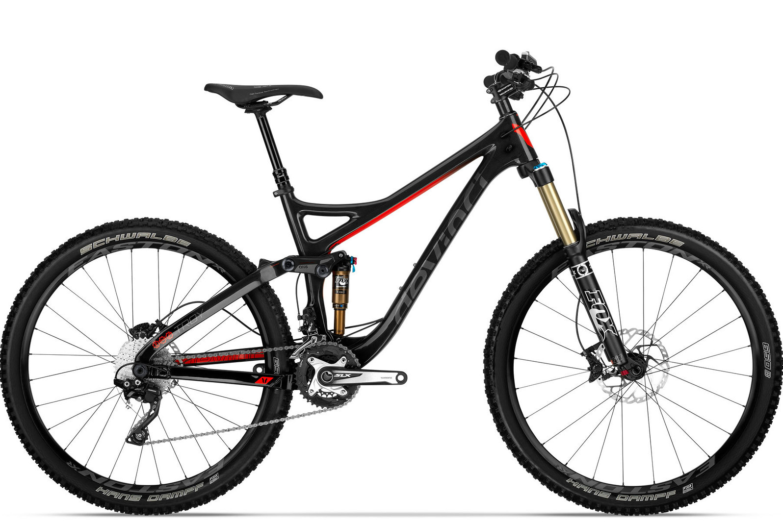 2014 Devinci Troy Carbon RC Bike 2014 Troy Carbon RC